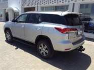 TOYOTA FORTUNER 2.8GD-6 4X4 A/T - Side