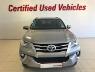 TOYOTA FORTUNER 2.4GD-6 4X4 A/T - Front