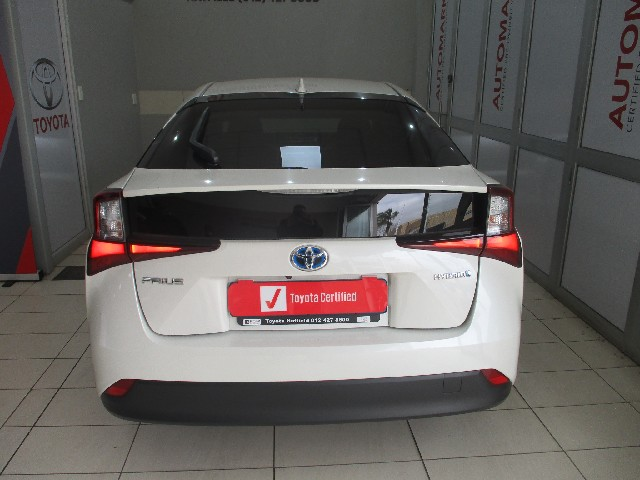 TOYOTA PRIUS 1.8 5DR - Back