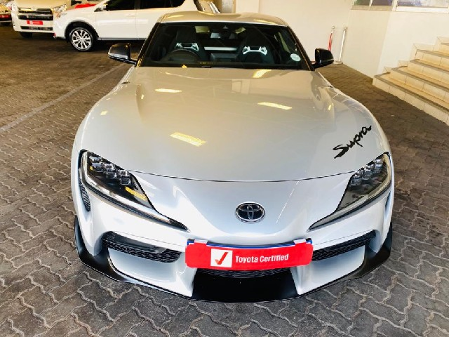 TOYOTA GR SUPRA 3.0T - Front
