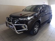TOYOTA FORTUNER 2.8GD-6 R/B A/T - Main