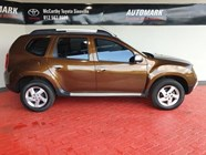 RENAULT DUSTER 1.5 dCI DYNAMIQUE - Side