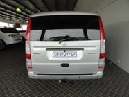 MERCEDES-BENZ VITO 122 CDi SHUTTLE - Back