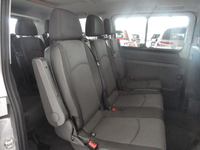 MERCEDES-BENZ VITO 122 CDi SHUTTLE - Additional