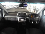 MERCEDES-BENZ VITO 122 CDi SHUTTLE - Interior