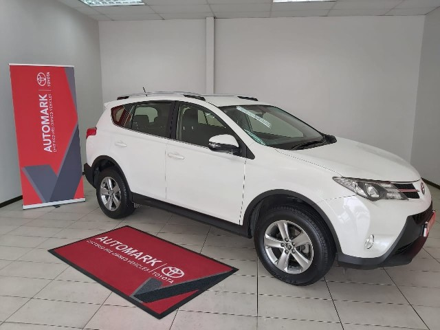 TOYOTA RAV4 2.0 GX - Additional