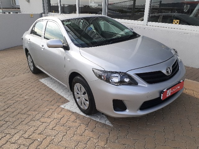 TOYOTA COROLLA QUEST 1.6 - Front