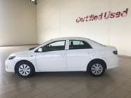 TOYOTA COROLLA QUEST 1.6 A/T - Additional