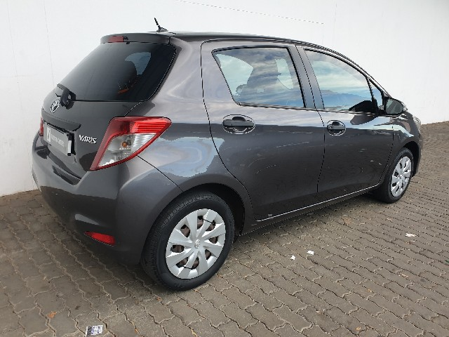 TOYOTA YARIS 1.3 Xi 5Dr - Additional