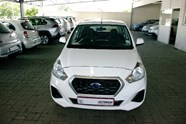 DATSUN GO 1.2 MID - Front