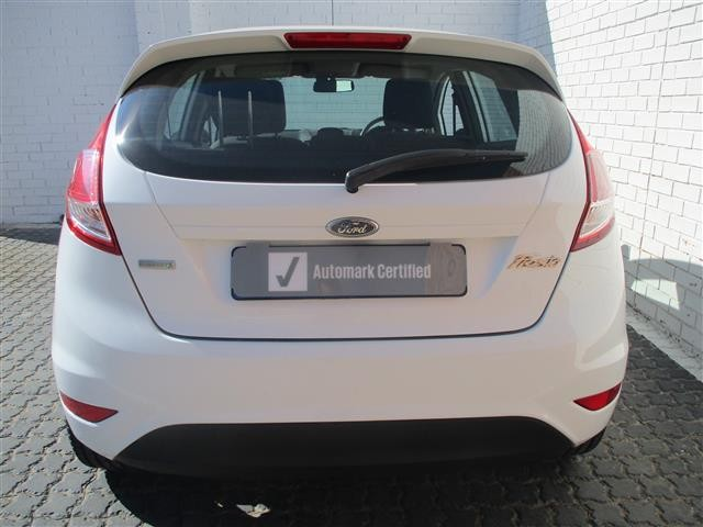 FORD FIESTA 1.0 ECOBOOST AMBIENTE 5DR - Back