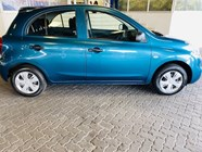 NISSAN MICRA 1.2 ACTIVE VISIA - Side