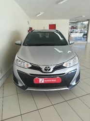 TOYOTA YARIS 1.5 CROSS 5Dr - Front