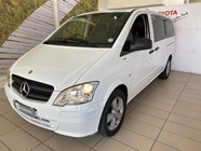 MERCEDES-BENZ VITO 122 CDi SHUTTLE - Main