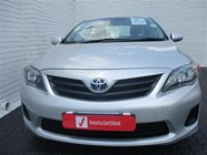 TOYOTA COROLLA QUEST 1.6 A/T - Front
