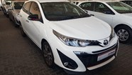 TOYOTA YARIS 1.5 SPORT 5Dr - Back