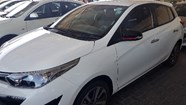 TOYOTA YARIS 1.5 SPORT 5Dr - Front