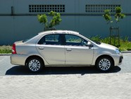 TOYOTA ETIOS 1.5 Xs/SPRINT - Side
