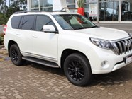 TOYOTA PRADO VX 4.0 V6 A/T - Additional
