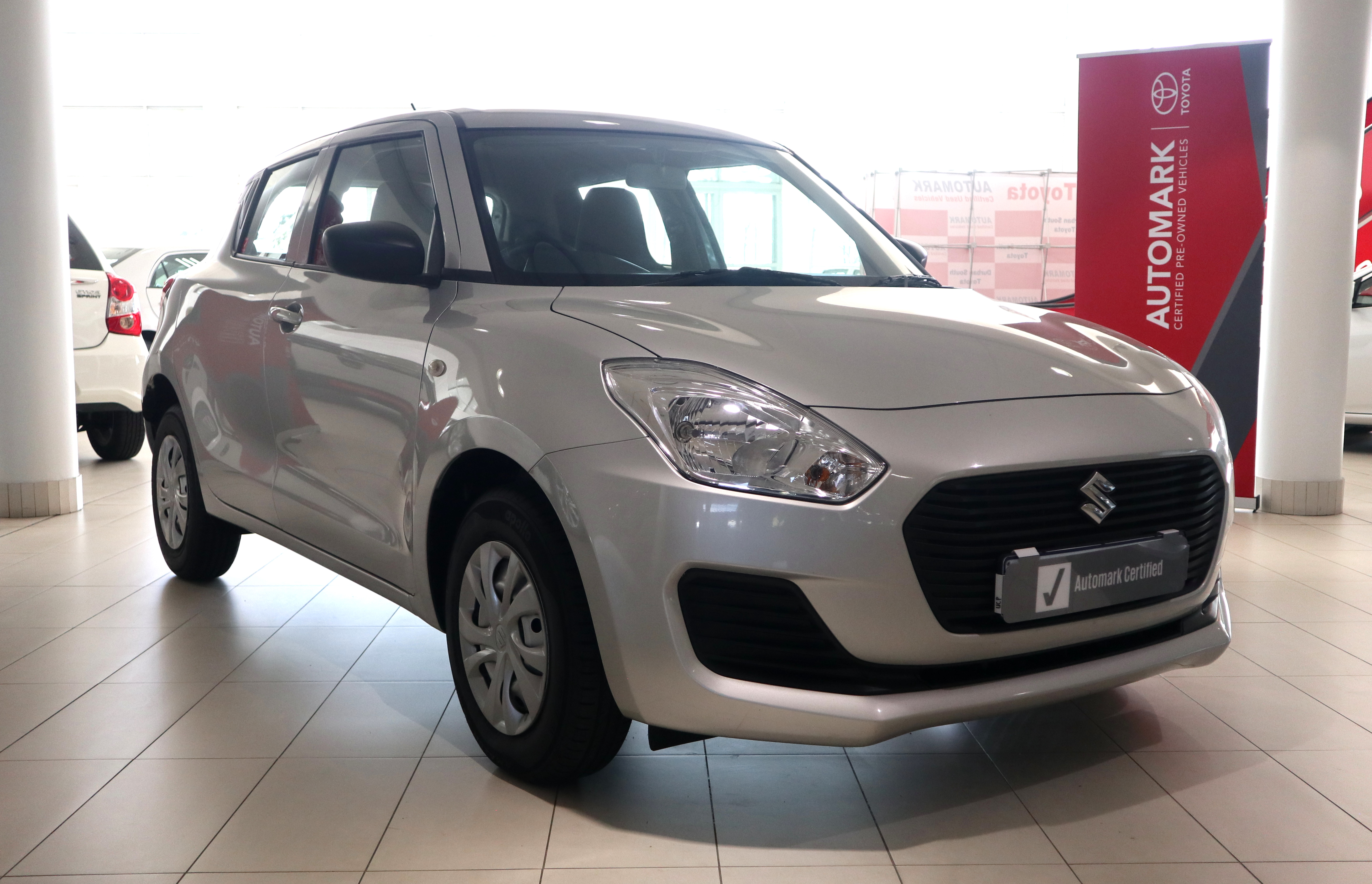 SUZUKI SWIFT 1.2 GA - Main