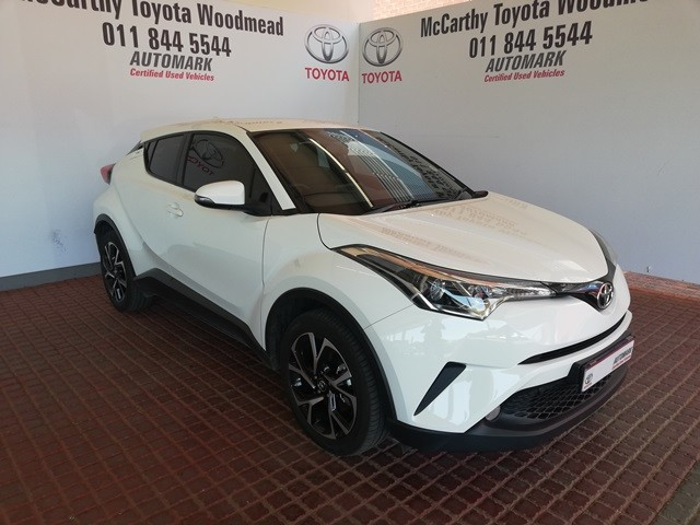 TOYOTA C-HR 1.2T PLUS CVT - Main