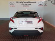 TOYOTA C-HR 1.2T PLUS CVT - Back