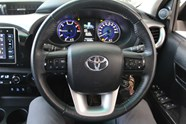 TOYOTA HILUX 2.8 GD-6 RAIDER 4X4 A/T P/U D/C - Additional