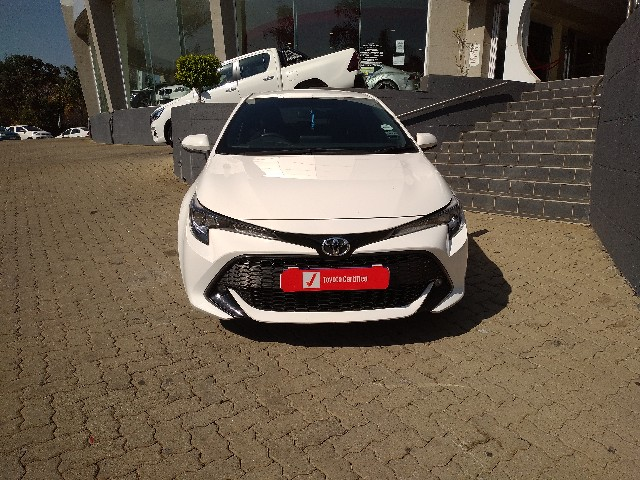 TOYOTA COROLLA 1.2T XS CVT (5DR) - Front