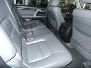 TOYOTA LAND CRUISER 200 V8 TD VX A/T - Additional