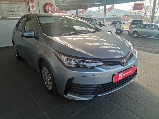 TOYOTA COROLLA QUEST 1.8 CVT - Side