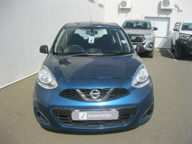 NISSAN MICRA 1.2 ACTIVE VISIA - Front