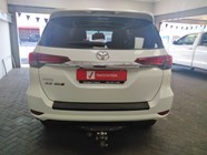 TOYOTA FORTUNER 2.8GD-6 R/B - Back