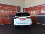 TOYOTA FORTUNER 2.4GD-6 R/B A/T - Back