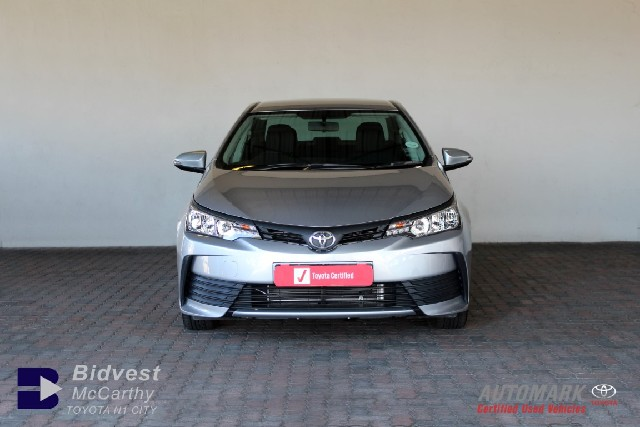 TOYOTA COROLLA QUEST 1.8 - Additional