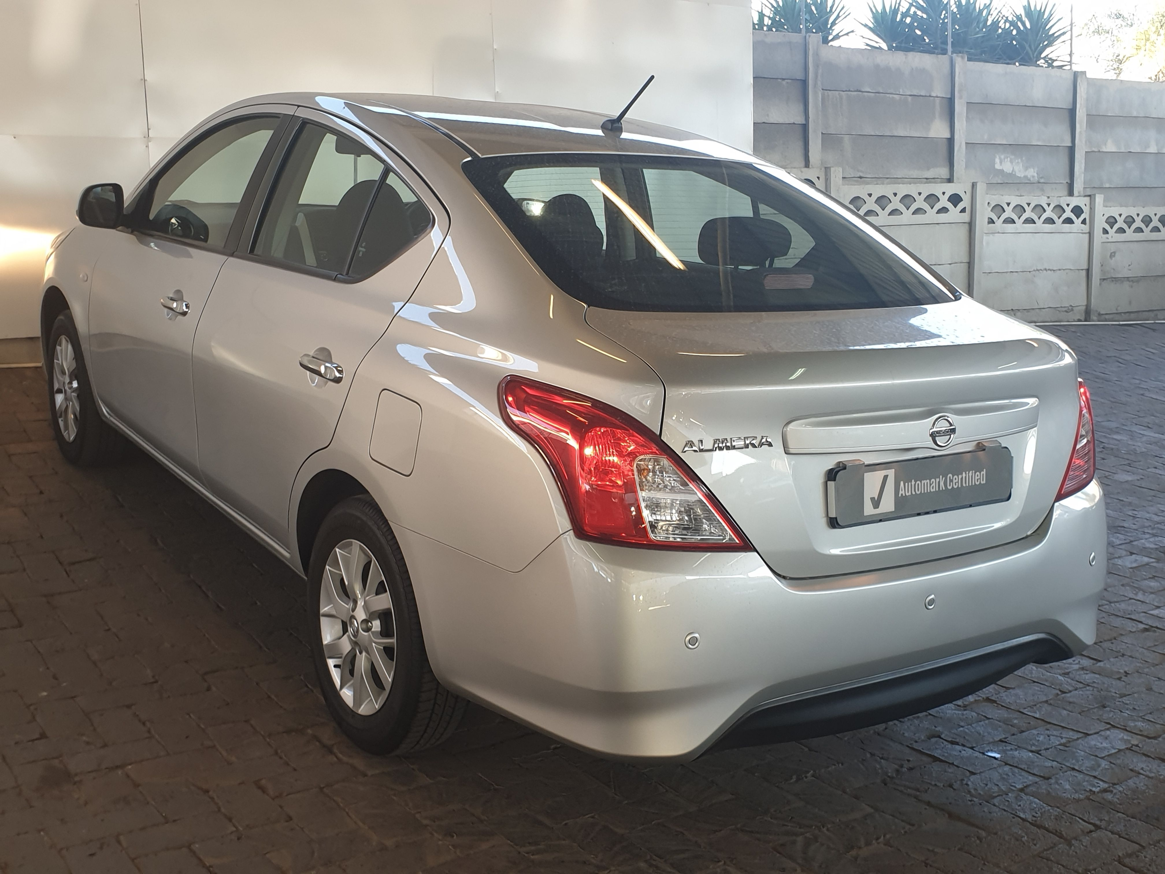NISSAN ALMERA 1.5 ACENTA A/T - Additional