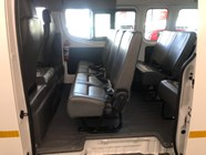 NISSAN NV350 2.5 16 SEAT IMPENDULO - Additional