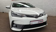TOYOTA COROLLA 1.8 EXCLUSIVE CVT - Additional