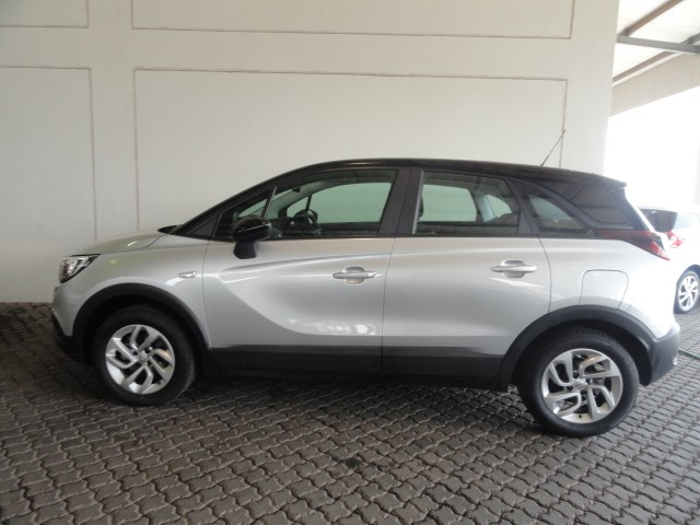 OPEL CROSSLAND X 1.2T ENJOY A/T - Side
