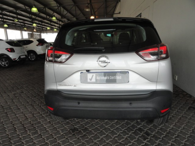 OPEL CROSSLAND X 1.2T ENJOY A/T - Back