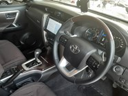 TOYOTA FORTUNER 2.8GD-6 4X4 EPIC A/T - Interior
