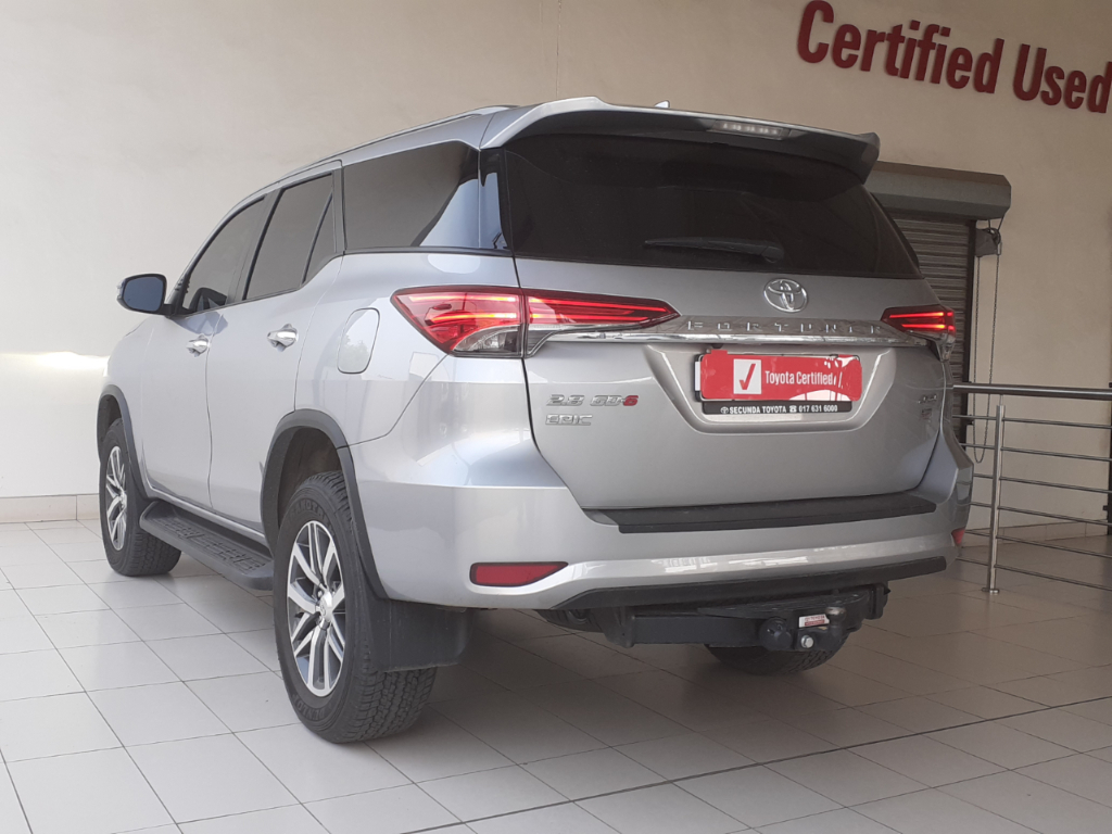 TOYOTA FORTUNER 2.8GD-6 4X4 EPIC A/T - Additional
