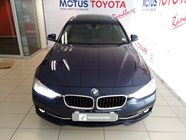 BMW 320i SPORT LINE A/T (F30) - Front