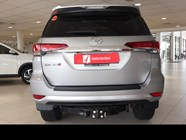 TOYOTA FORTUNER 2.8GD-6 R/B A/T - Back