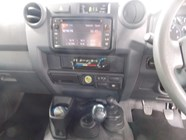 TOYOTA LAND CRUISER 79 4.5D P/U D/C - Additional
