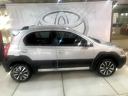 TOYOTA ETIOS CROSS 1.5 Xs 5Dr - Side