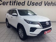 TOYOTA FORTUNER 2.8GD-6 4X4 A/T - Main